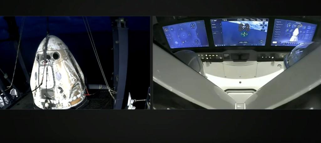 Falcon 9 (Inspiration4) - KSC - 16.9.2021 - Page 25 Captu112
