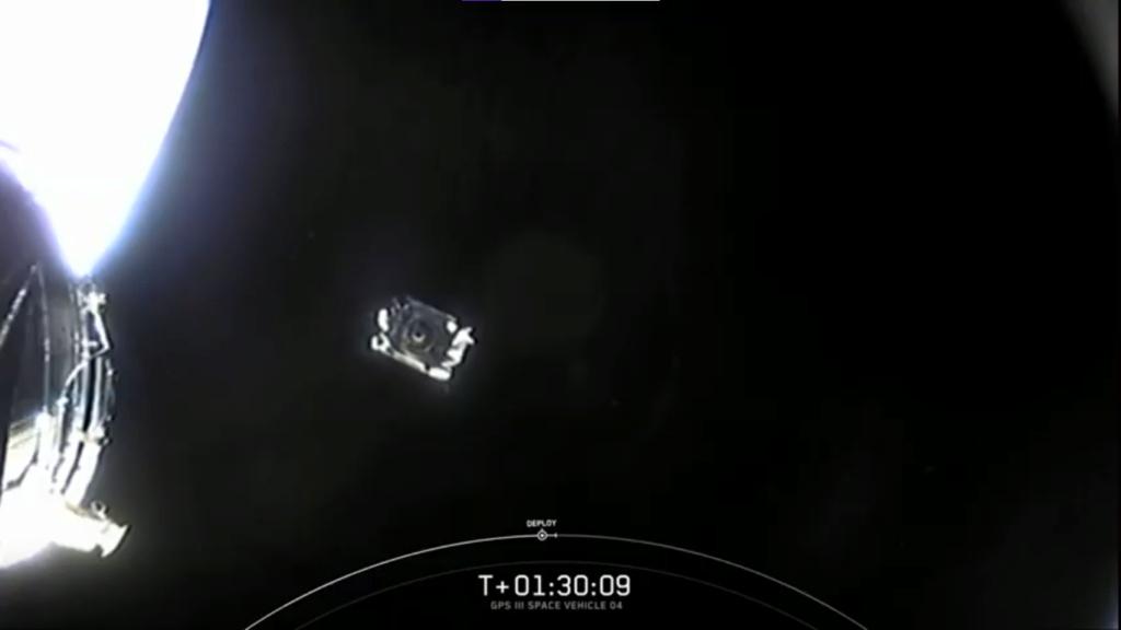 Falcon 9 (GPS III SV04) - CCAFS - 5.11.2020 - Page 2 Captur34