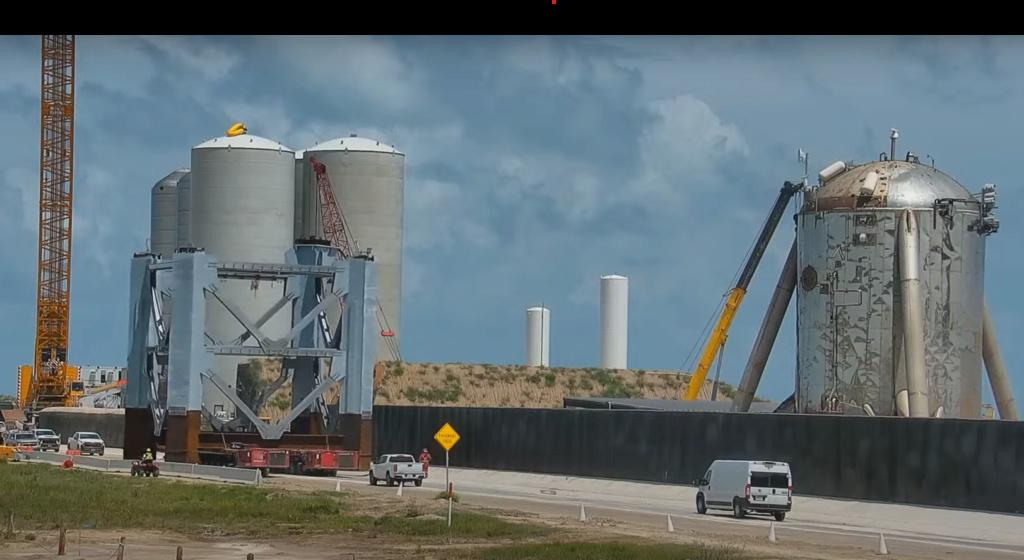 Starbase (site de Boca Chica au Texas) - Page 4 Captur92