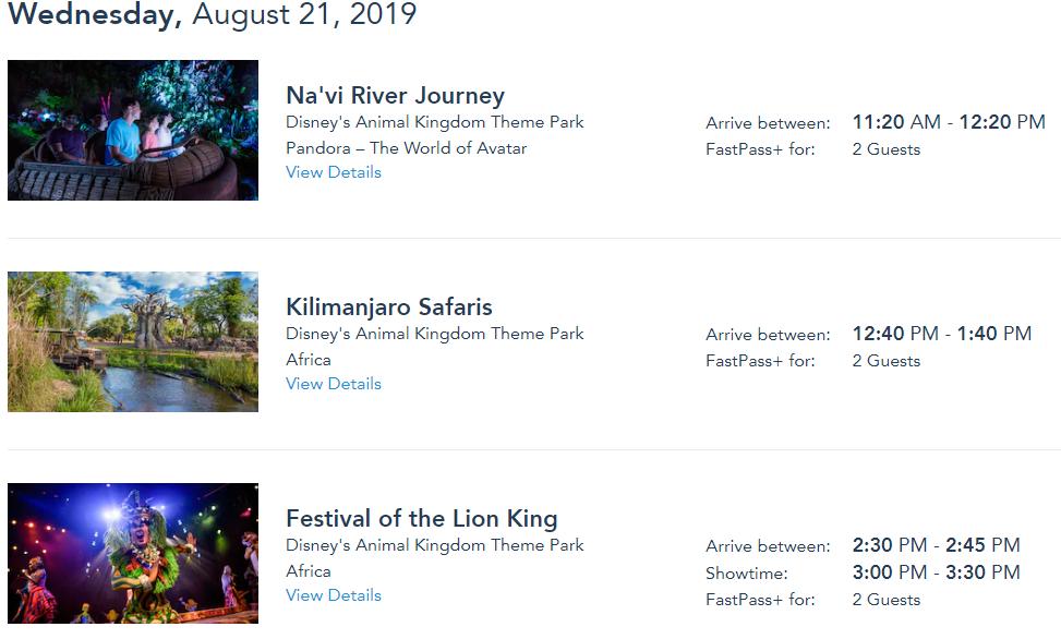 Pré TR - Lune de Miel en Floride ♥ -10 au 23 août 2019- - Page 8 2110