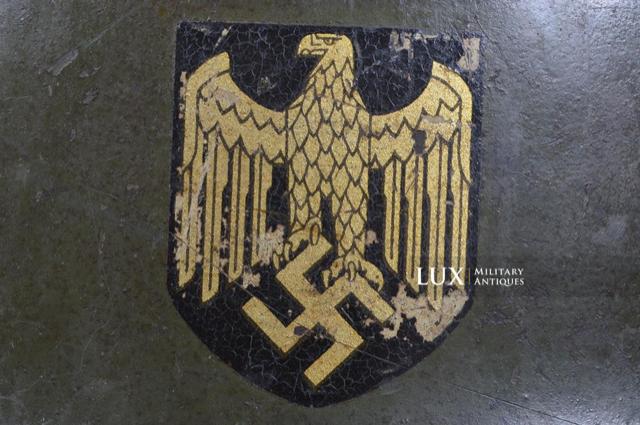 Casque Heer typique de la Wehrmacht - Page 3 Aigle_10
