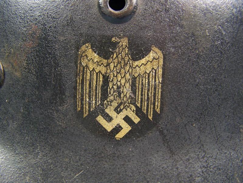 ma collection complète de casques allemands M40_sd12