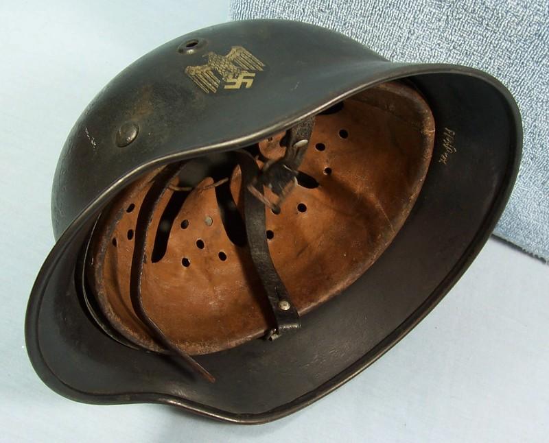 ma collection complète de casques allemands M40_sd13