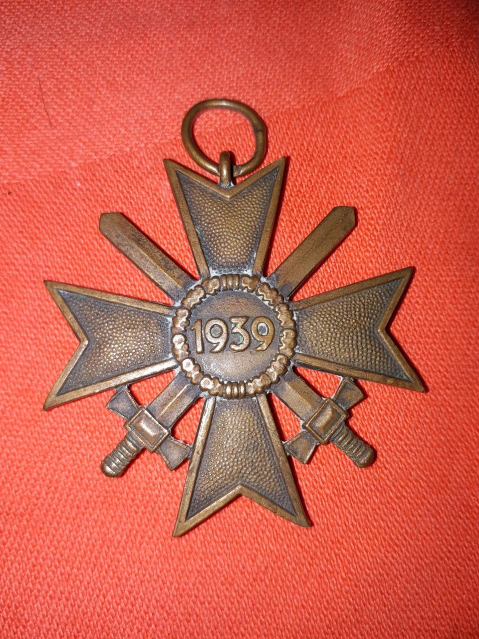 estimation médaille nazie Thumb110