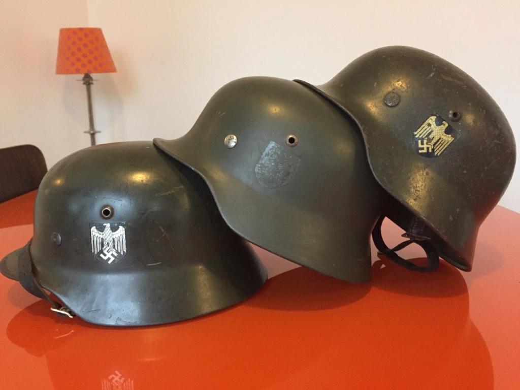 ma collection complète de casques allemands Thumb133