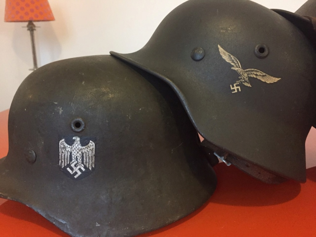 ma collection complète de casques allemands Thumb155