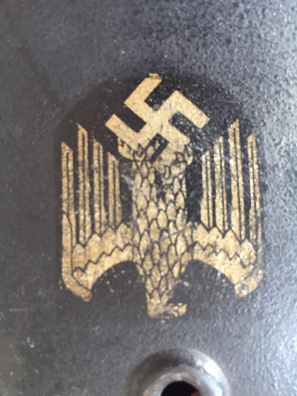 ma collection complète de casques allemands - Page 2 Thumb205