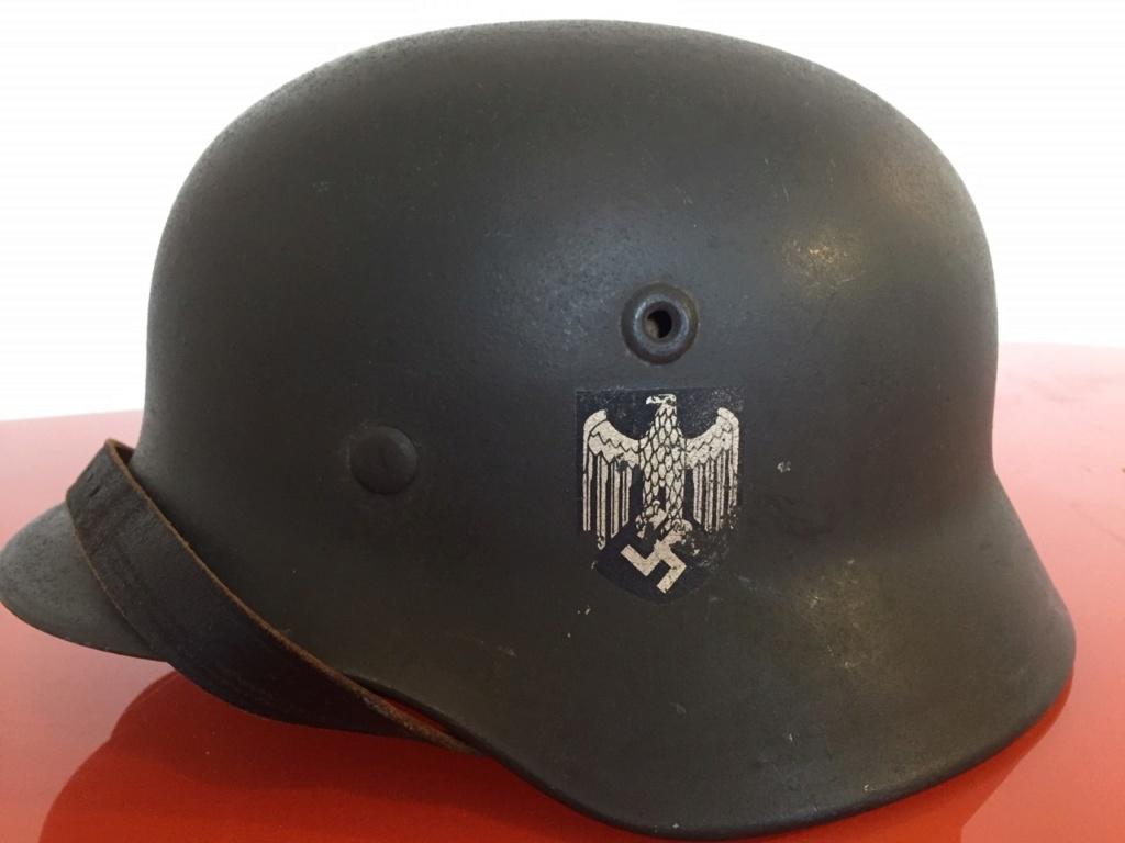 ma collection complète de casques allemands - Page 2 Thumb226