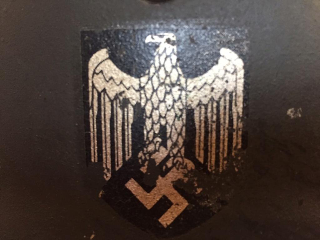 ma collection complète de casques allemands - Page 2 Thumb227