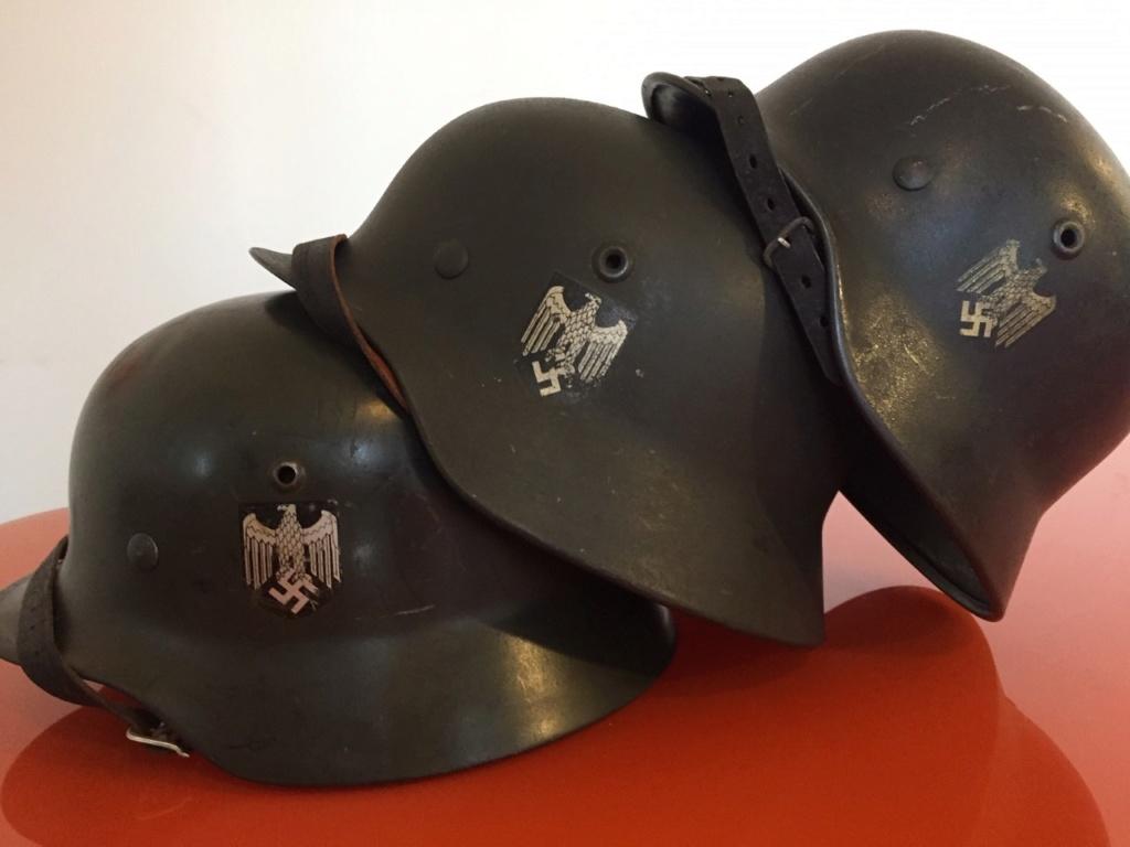 ma collection complète de casques allemands - Page 2 Thumb244