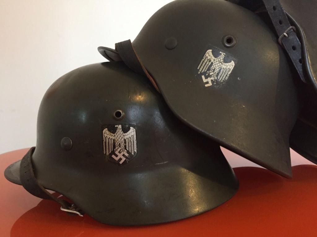 ma collection complète de casques allemands - Page 2 Thumb246