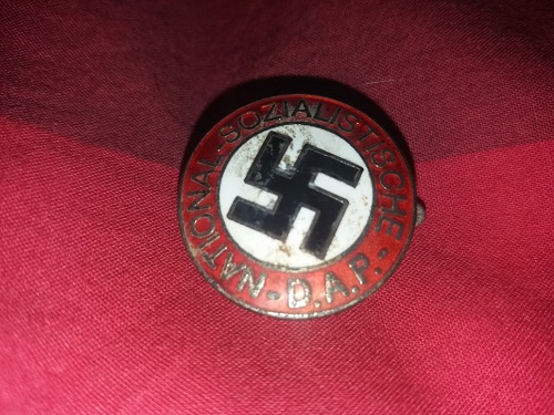 authentification badge nsdap 20180913