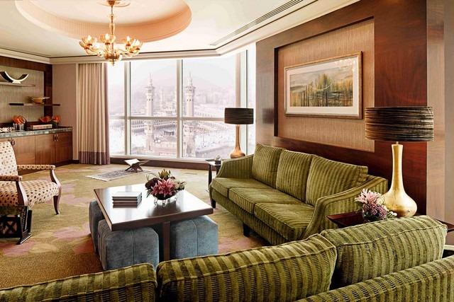 افضل الفنادق فى مكة المطلة على الحرم موصى بها 2019 7715
