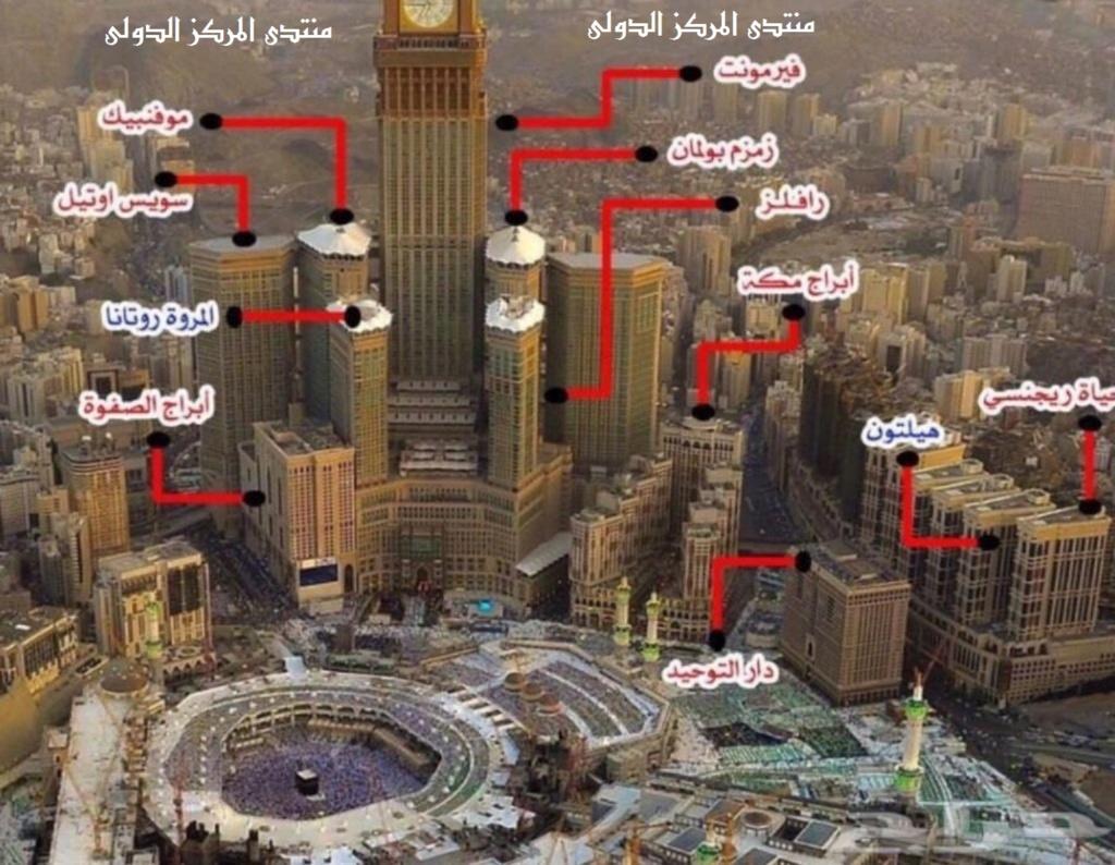 افضل الفنادق فى مكة المطلة على الحرم موصى بها 2019 Oy_aa10