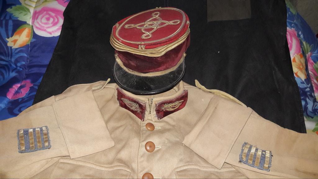 Vareuse et Képi Commandant Médecin Armée d'Orient ?  Comman11