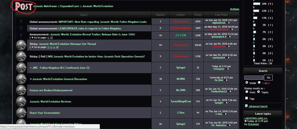 JWE - Fallen Kingdom DLC Confirmed June 22. Untitl10