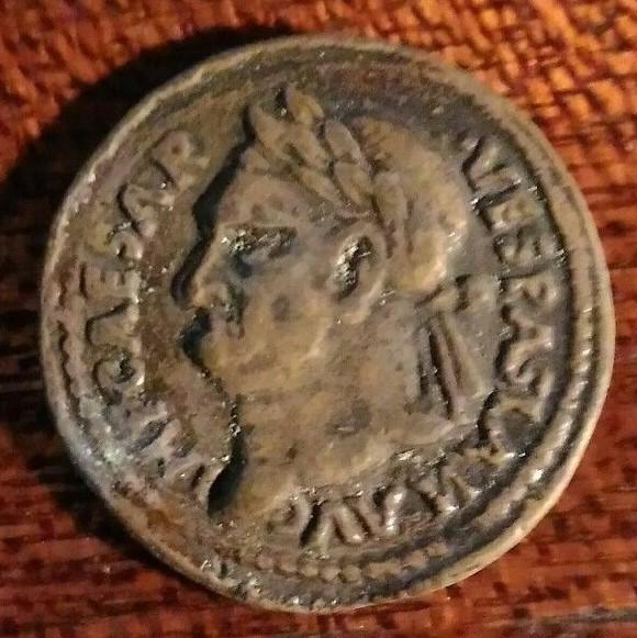 Monnaie Vespasien atypique 2_aver11