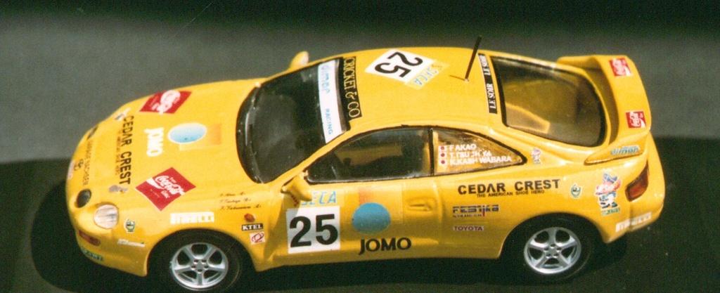 Toyota modellen 24h10