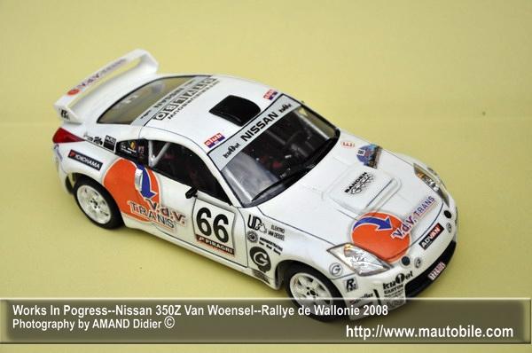 Andere merken op 1/43 Rally Cvw_410