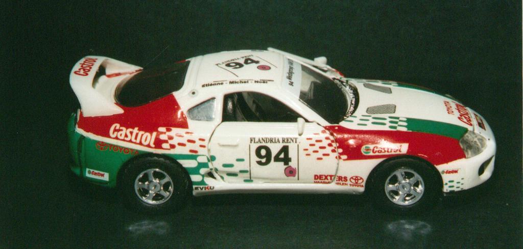 Toyota modellen Dexste10
