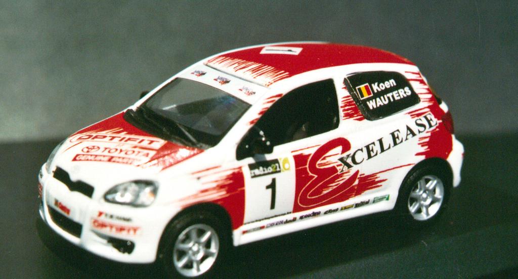 Toyota modellen Wouter10