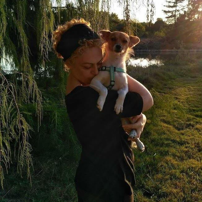 Ruby - femelle - en FA à Târgu Frumos - réservée adoption (33) 43317111