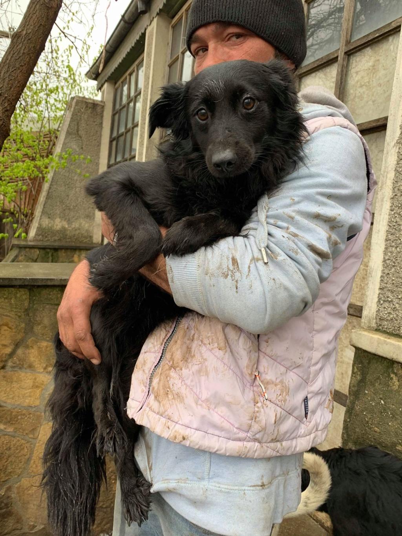 Olga- dans la maison abandonnée à Târgu Frumos 57079713