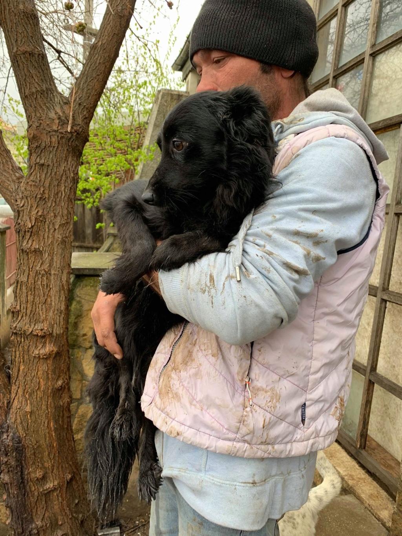 Olga- dans la maison abandonnée à Târgu Frumos 57308612