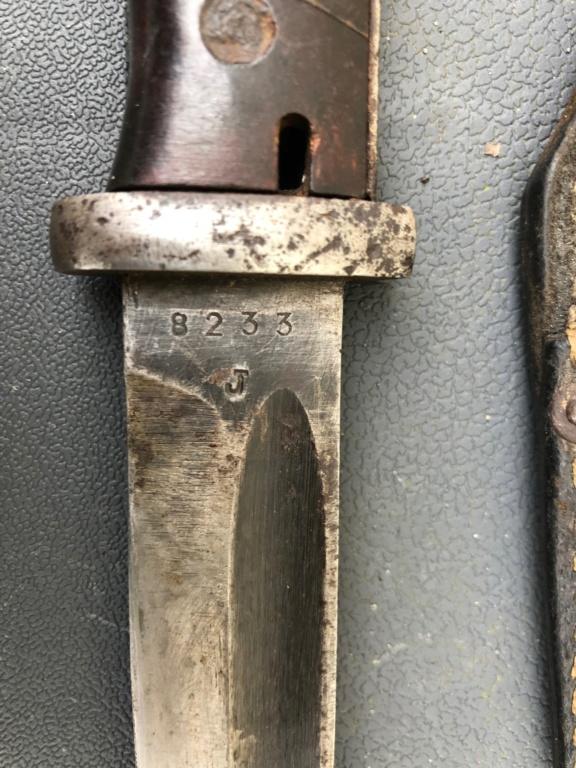 Baïonnette allemande WW2. Img-5410