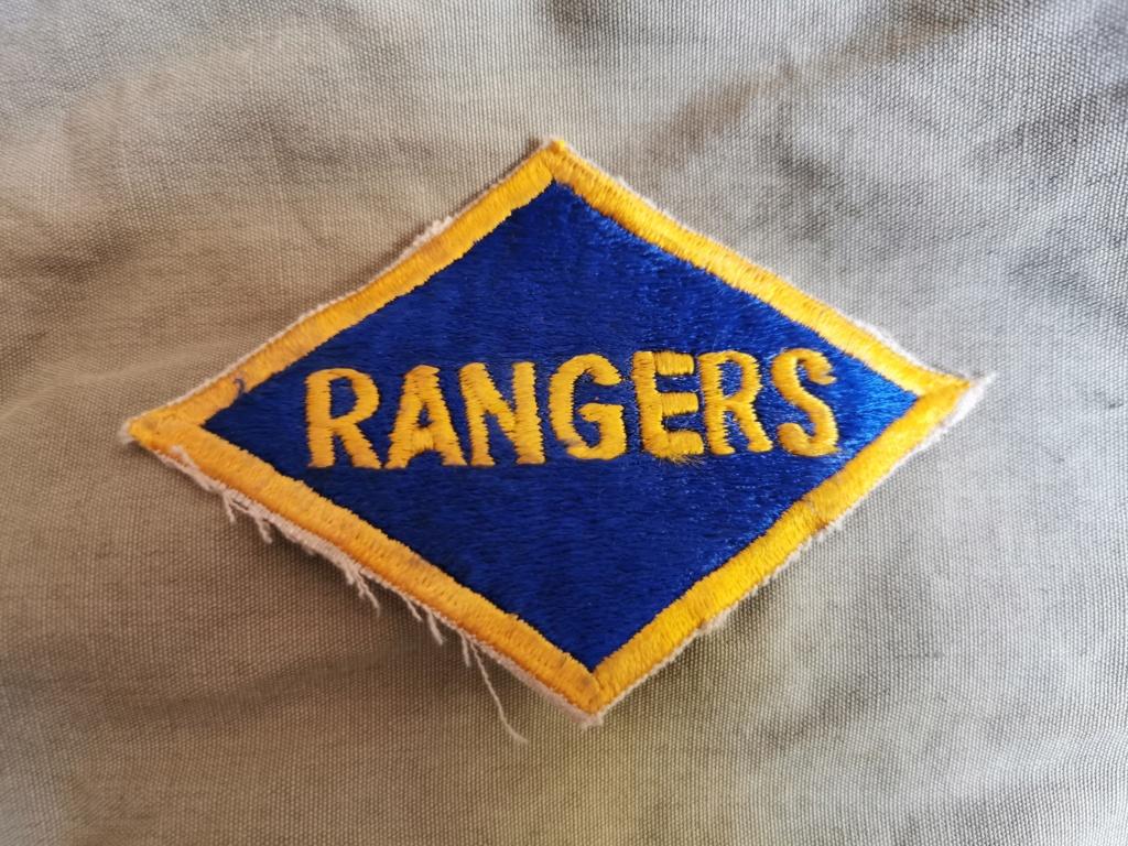 Veste M41 nominative + Patch Rangers Img_2190