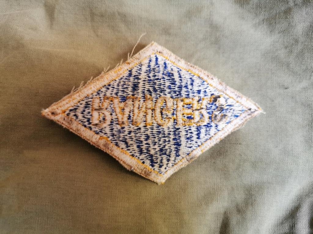 Patch diamond rangers  Img_2233