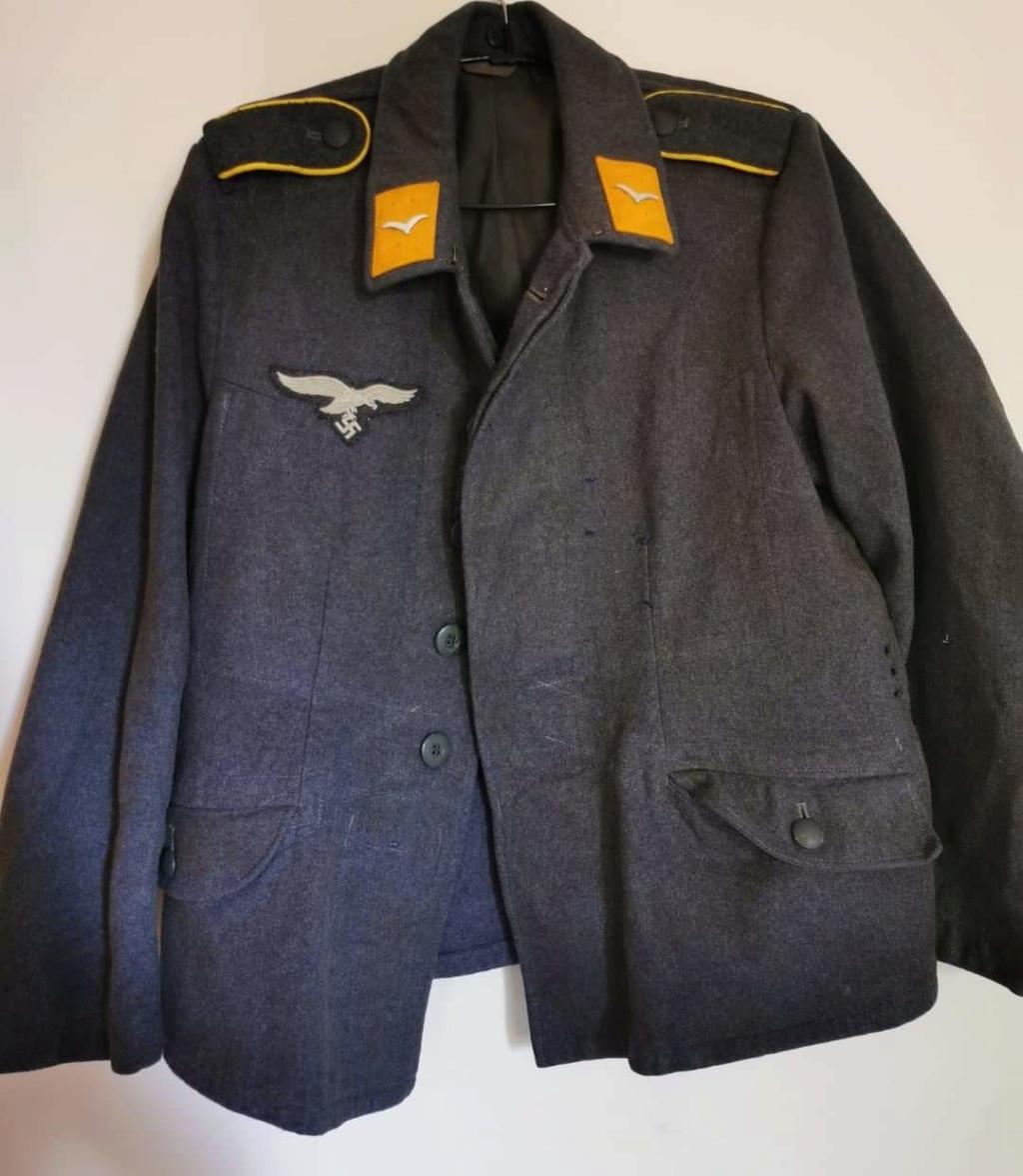 Patine d'uniformes en laine Receiv52