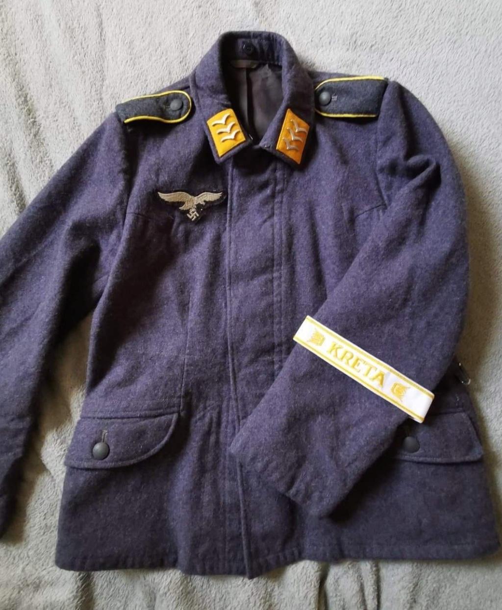 Patine d'uniformes en laine Screen10