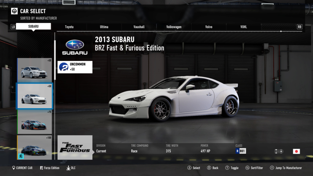 FM7 Time Attack   500 HP (FWD/RWD/AWD) - Monza Full 13-08-10