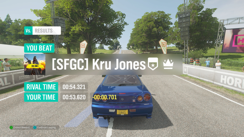 FH4 Time Attack | Greendale Club Circuit - 600hp (AWD/RWD/FWD) 2-09-212
