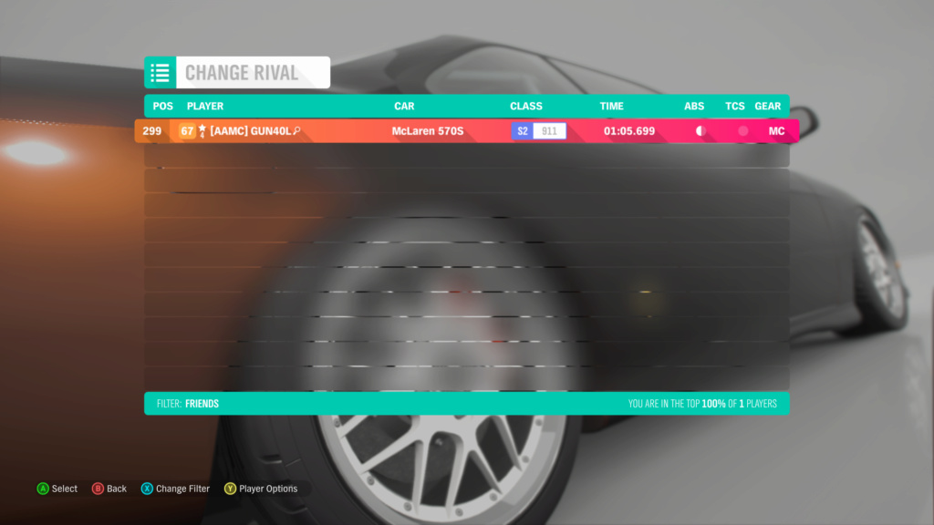 FH4 Time Attack | Holyrood Park Circuit - 600hp (FWD/RWD/AWD) 21-07-14
