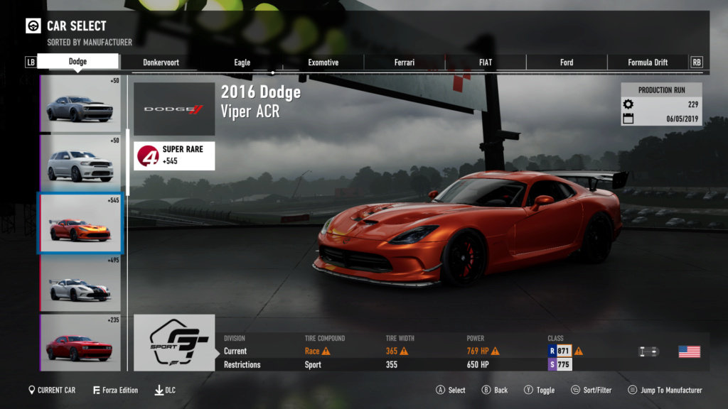 FM7 Time Attack | Open (FWD/RWD/AWD) - Catalunya GP 28-07-13
