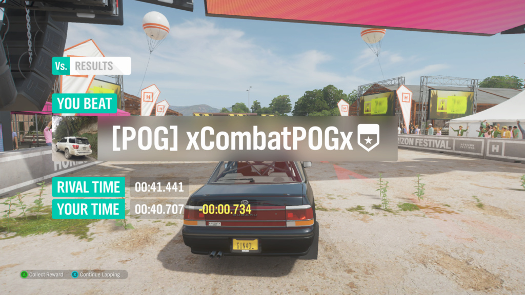 FH4 Time Attack | Rail Yard Cross Country Circuit - 300hp(FWD/RWD/AWD) 30-09-14