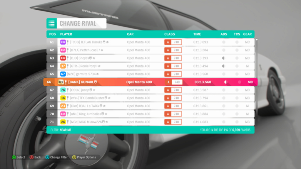 FH4 Time Attack | Dirt Racing Rivals - Astmoor Rally Trail Img_0810