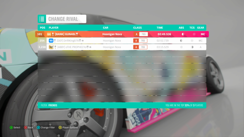 FH4 Time Attack| Road Racing Rivals| Edinburgh City Sprint Img_df10
