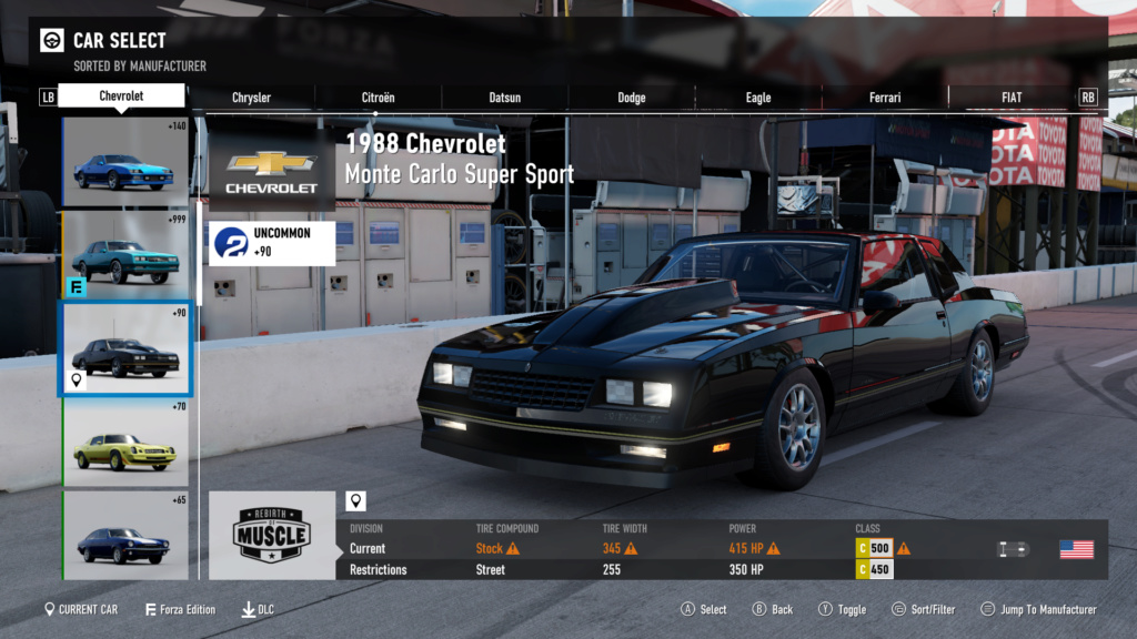 FM7 Time Attack | C Class - Long Beach *3X PRIZE MONEY* Save_127