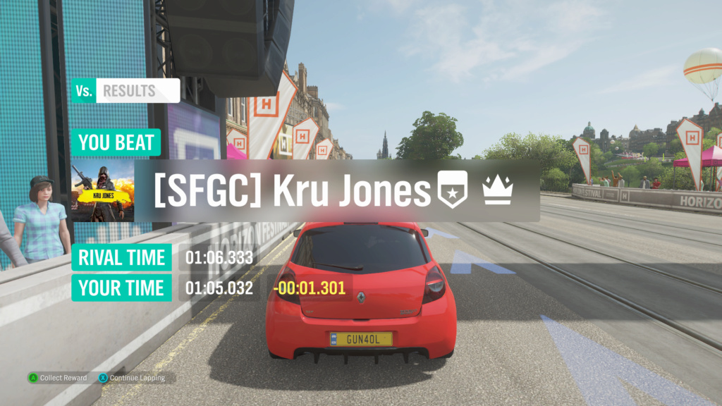FH4 Time Attack | C Class - Princes Street Gardens Circuit Save_132