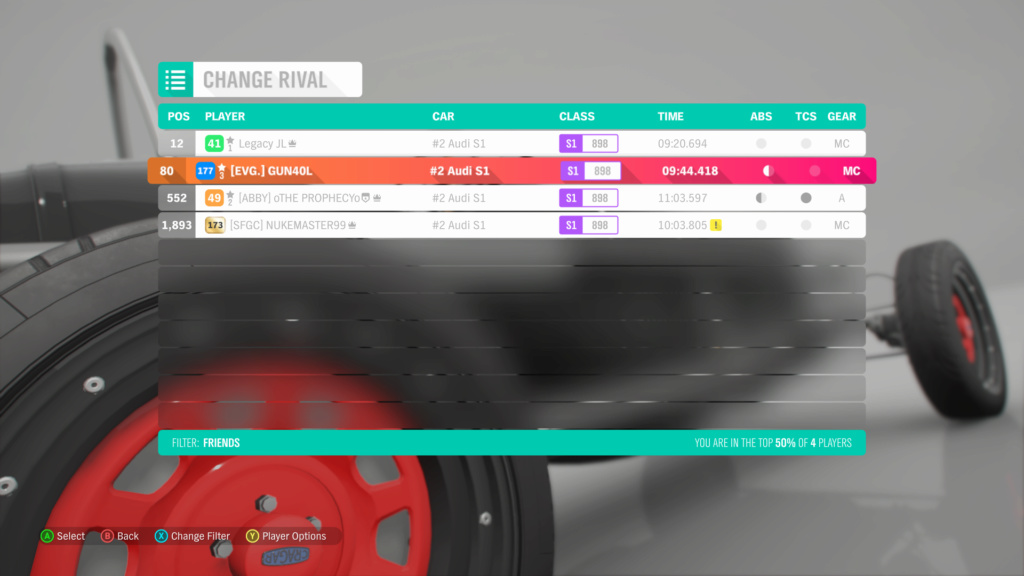 FH4 Time Attack | Dirt Racing Rivals - The Gauntlet (#2 Audi S1) Save_311