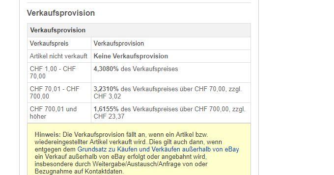 Verkaufen über ebay Ebay10