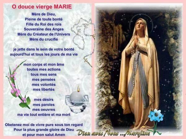 O douce Vierge Marie O_douc11