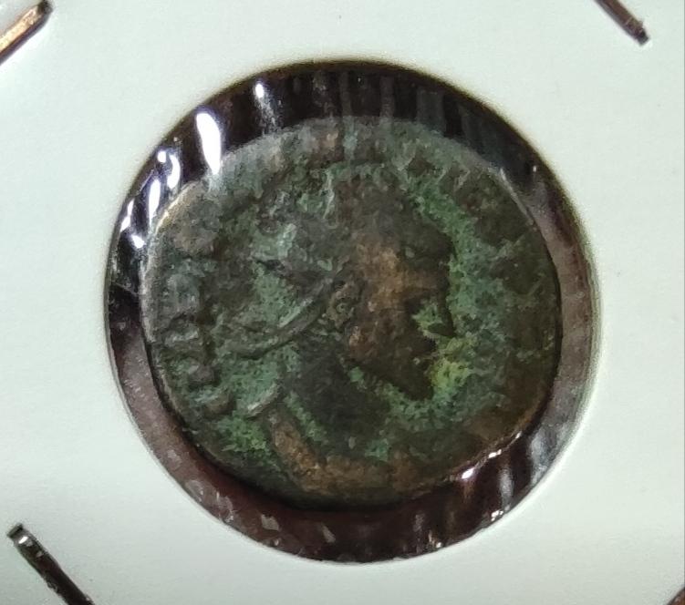 Antoniniano de Claudio II. PROVID AVG. Roma Img_2118