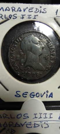 4 maravedís Carlos III, 1778 Segovia Img_2128