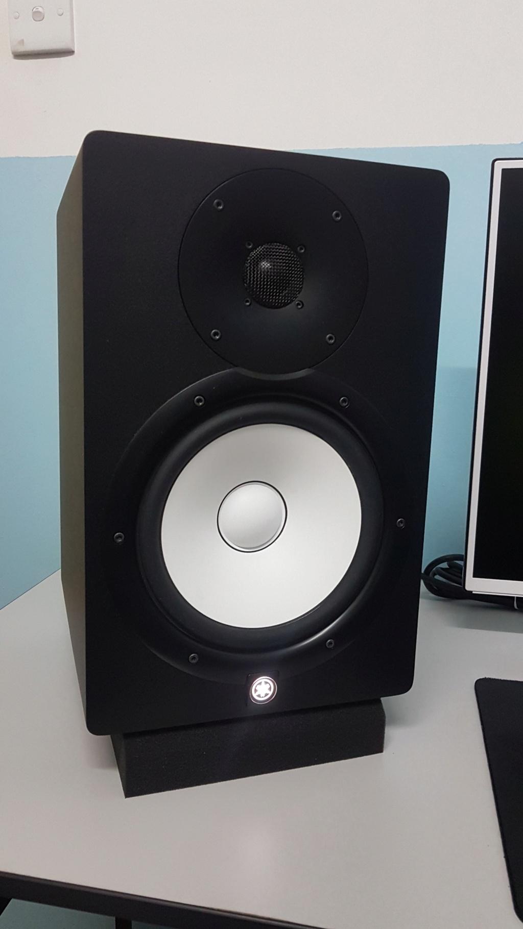 Yamaha HS8 Studio Monitor Speaker (Like New) 20191110