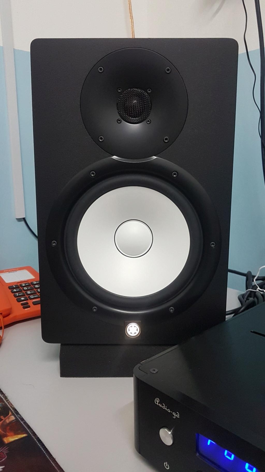 Yamaha HS8 Studio Monitor Speaker (Like New) 20191111