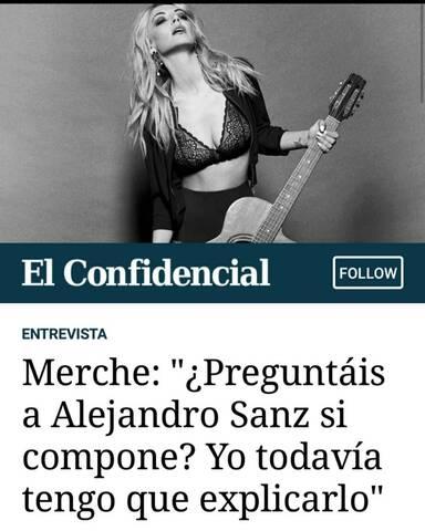 """Merche >> álbum """"Es ahora"""" >> single """"Este lunes"""" - Página 3 20190611"""